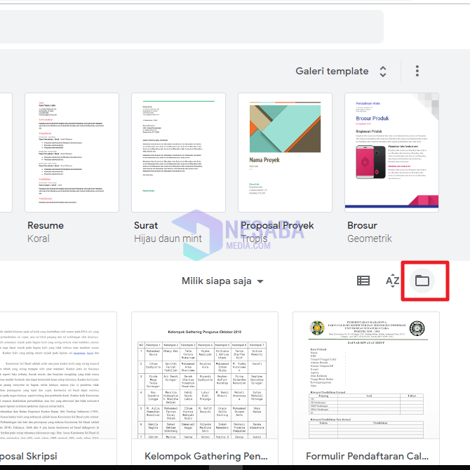 Begini Cara Upload PDF ke Blog