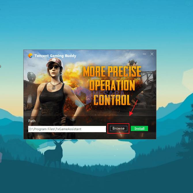 Begini Cara Install Tencent Gaming Buddy