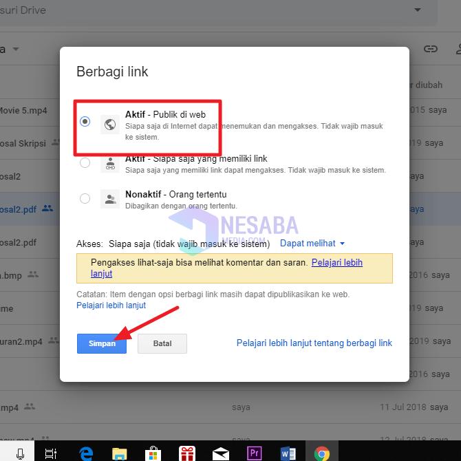 Langkah-langkah Cara Upload PDF ke Blog