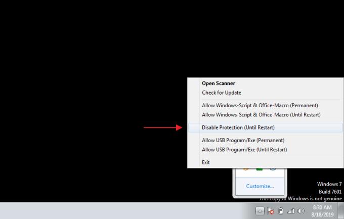cara aktivasi windows 7 ultimate