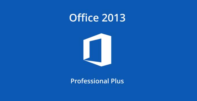 Cara Install Microsoft Office 2013