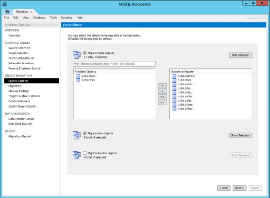 Download MySQL Workbench