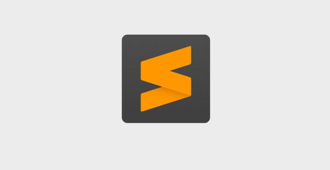 Download Sublime Text Terbaru