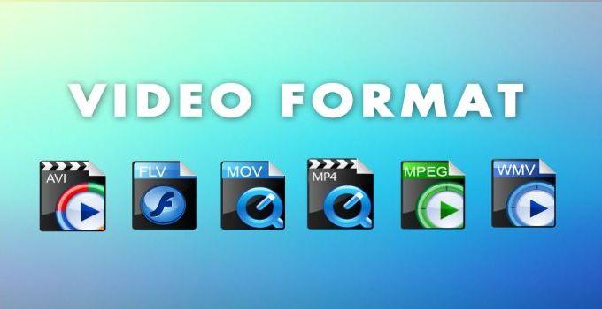 Format File Video Paling Populer