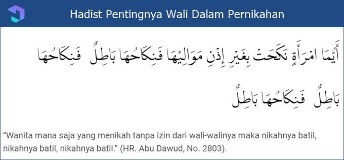 Rukun Nikah dan Syarat Nikah Dalam Islam