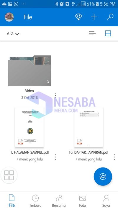 buka file pdf