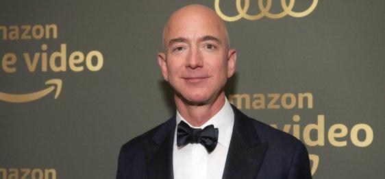 Orang Terkaya di Dunia Jeff Bezos