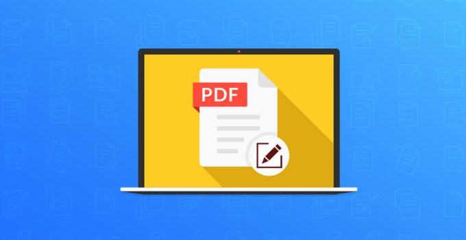 Cara Edit PDF di Adobe Reader