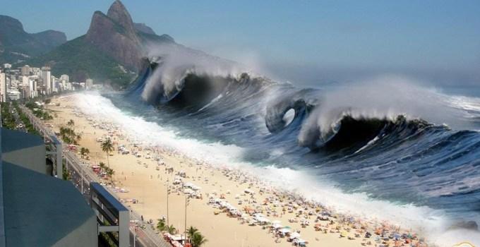 Pengertian Tsunami Adalah