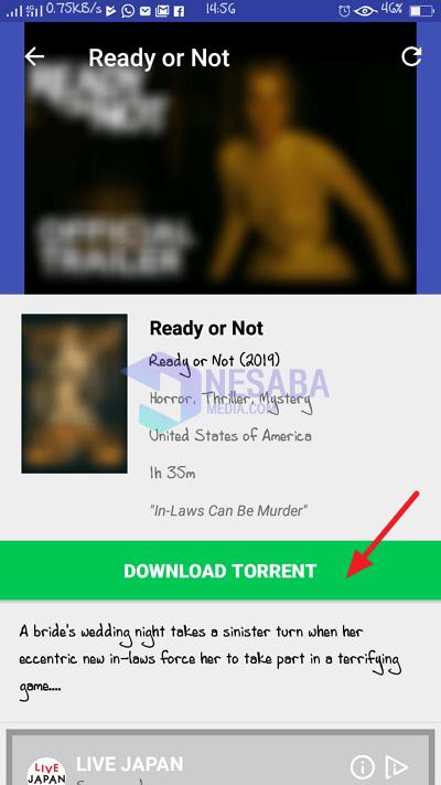 klik download torrent