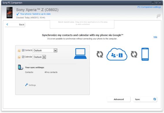 Download Xperia Companion Terbaru