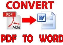 Cara Agar File PDF Bisa Dicopy Paste