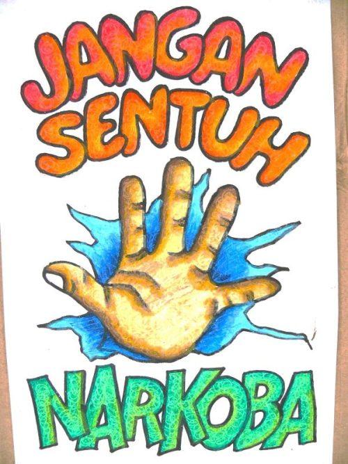 Poster tentang Narkoba