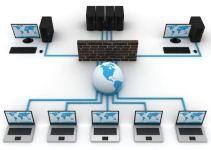 Komponen Jaringan Komputer