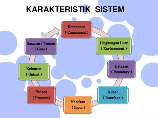 karakteristik sistem informasi