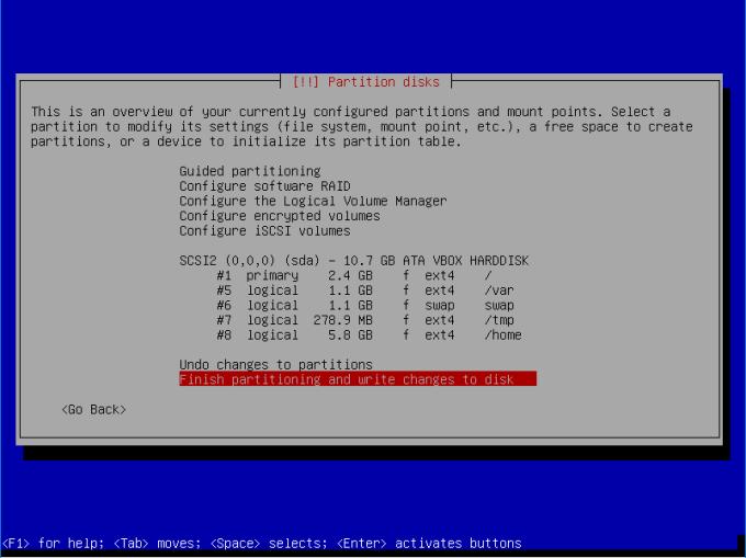 tutorial cara install debian di virtualbox