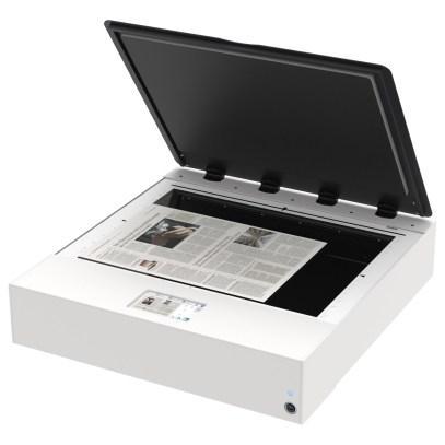 Jenis-Jenis Scanner Flatbed