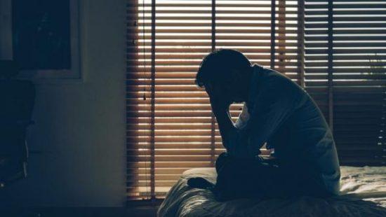 Depresi adalah Ciri-Ciri Orang Depresi