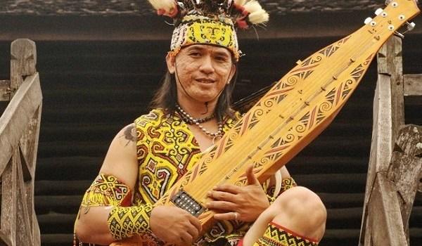 Alat Musik Kalimantan Timur