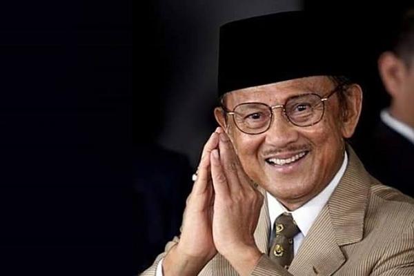 Presiden Indonesia B.J Habibie