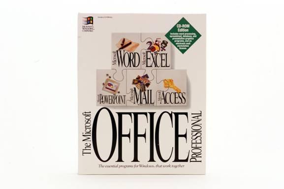 Microsoft Office 3.0