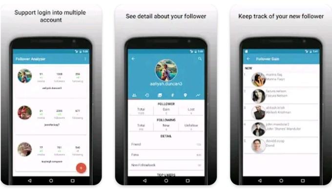 Aplikasi Pendukung Instagram untuk Android