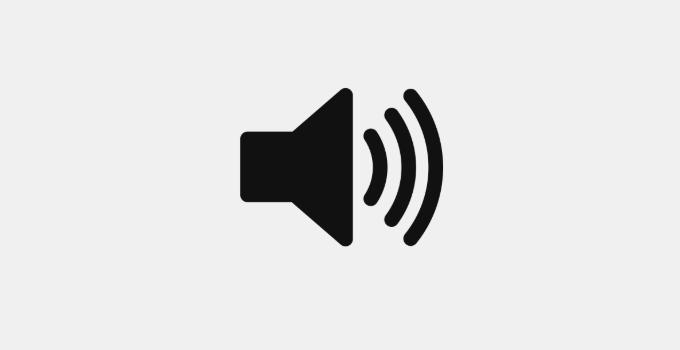 Cara Mengatasi No Audio Output Device Is Installed