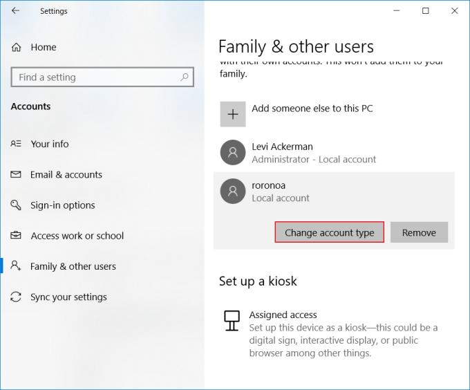 Langkah 2 - Mengatasi This app can't run on your pc 6