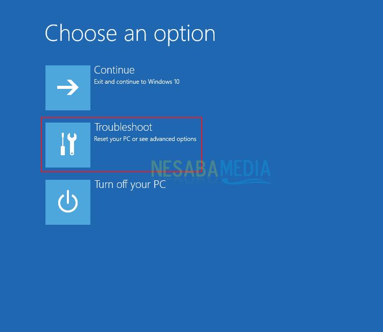 Mengatasi Windows Automatic Repair 3