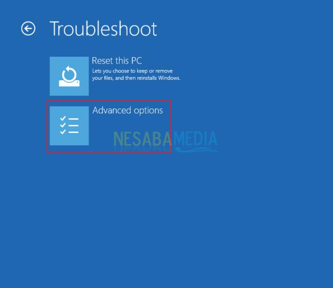 Mengatasi Windows Automatic Repair 4