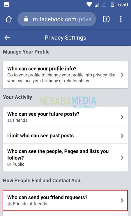 Menghilangkan Tombol Add Friend di Facebook 4