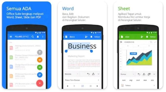 Aplikasi Untuk Presentasi Android Selain Powerpoint - Polaris Office