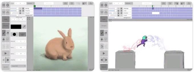 Aplikasi Pembuat Animasi di Android - RoughAnimator