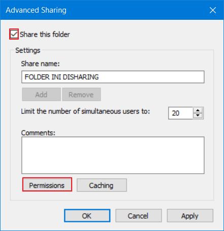 mengatasi windows cannot access 3