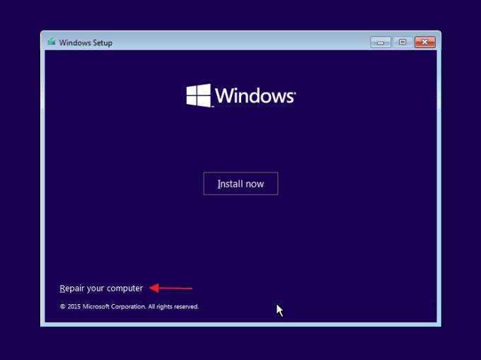 Cara Mengatasi Windows Failed To Start 4