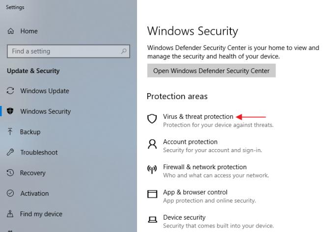 Mengatasi Windows Defender Tidak Bisa Dimatikan 3