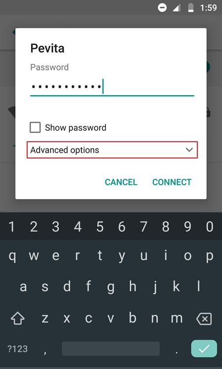 WiFi Terhubung Tapi Tidak Bisa Akses Internet Android 6