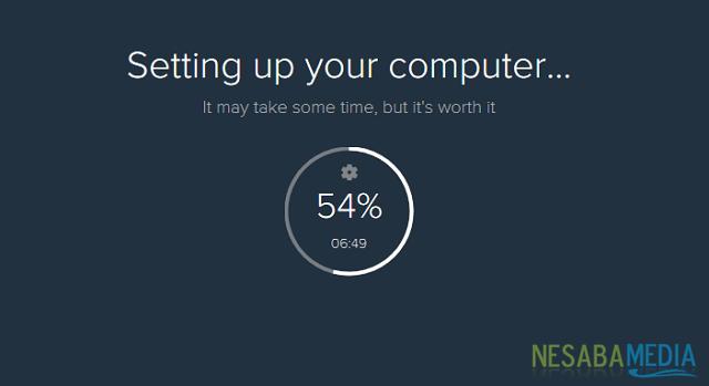 Install Driver Wifi di Laptop 7