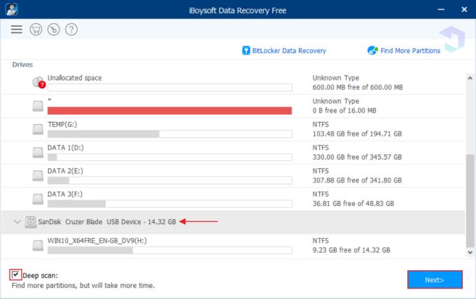 Menggunakan iBoysoft Data Recovery 1