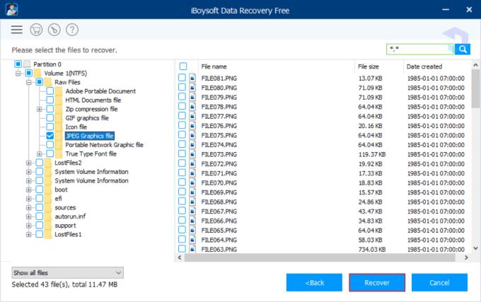 Menggunakan iBoysoft Data Recovery 4