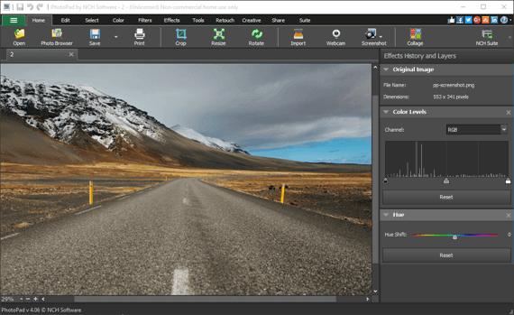 Download PhotoPad Image Editor Terbaru