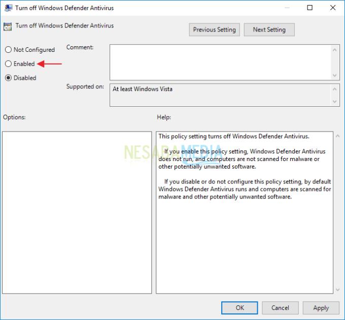 Solusi Mengatasi Windows Defender Antivirus Found Threats