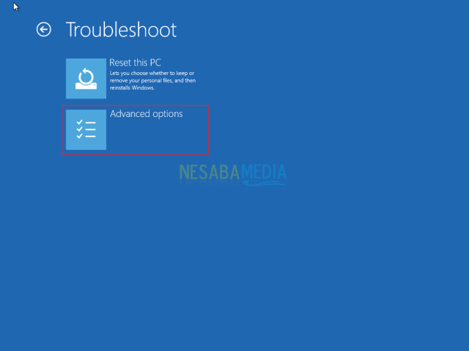 your account has been disabled - nesabamedia 3