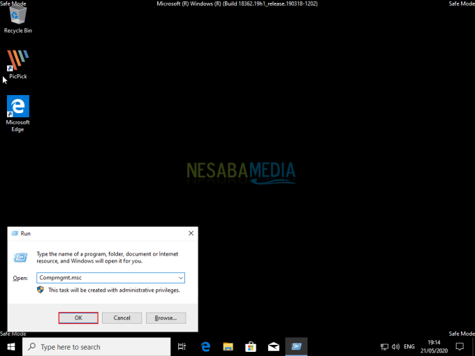 your account has been disabled - nesabamedia 8
