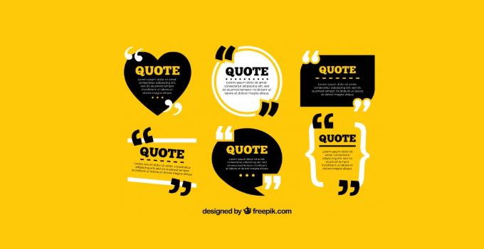 Aplikasi untuk Membuat Quote