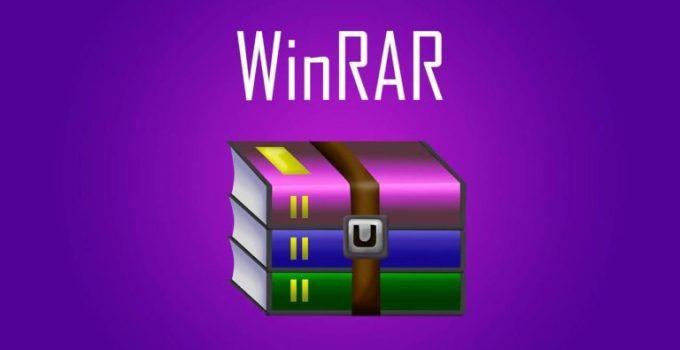 Aplikasi untuk Membuka File RAR