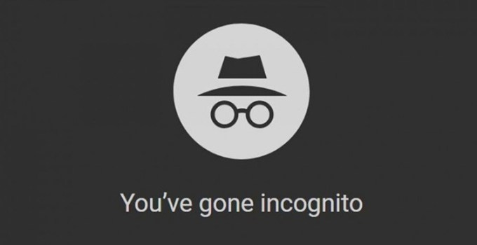 Google Chrome Incognito