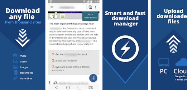 Aplikasi Downloader Android Terbaru
