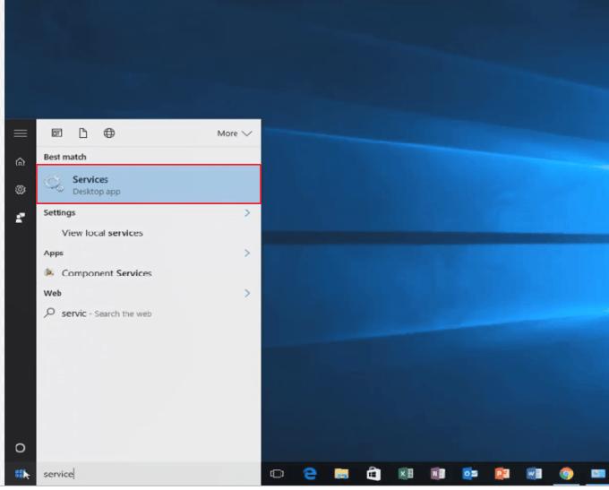 Mengatasi Windows Firewall Tidak Bisa Diaktifkan 2