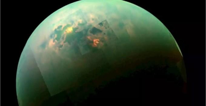 Titan Satelit Milik Planet Saturnus